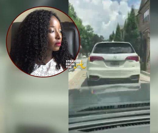 Racist Man Blocks Black Homeowner From Entering Gated Community… (VIDEO)