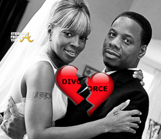 It's Official! Mary J. Blige & Kendu Isaacs Finalize Divorce…