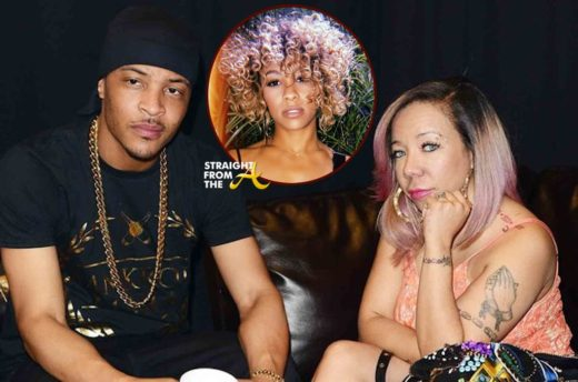 BUSTED?!? T.I. Allegedly Caught Creeping With 'Greenleaf' Actress… (VIDEO)