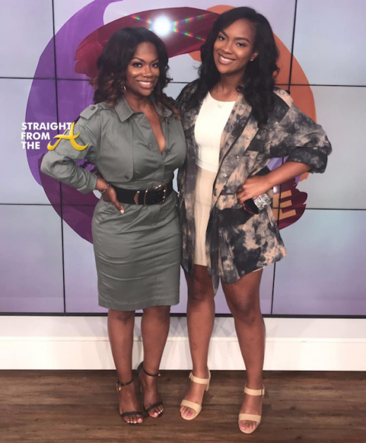 #RHOA Kandi & Riley Burruss Share Details of Weight Loss Success Story… (VIDEO)