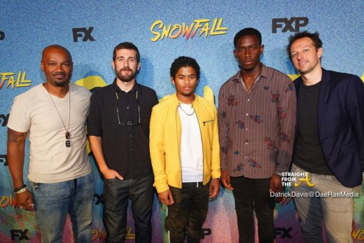 "FX Hosts Advance Screening For ""SNOWFALL"" Season 2 in Atlanta… (PHOTOS)"