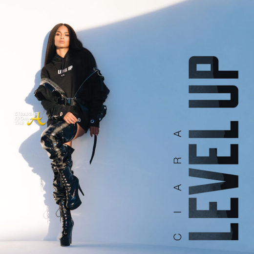 "Bump it? Or Dump it? Ciara's ""Level Up"" Sparks New Dance Challenge… (VIDEOS)"