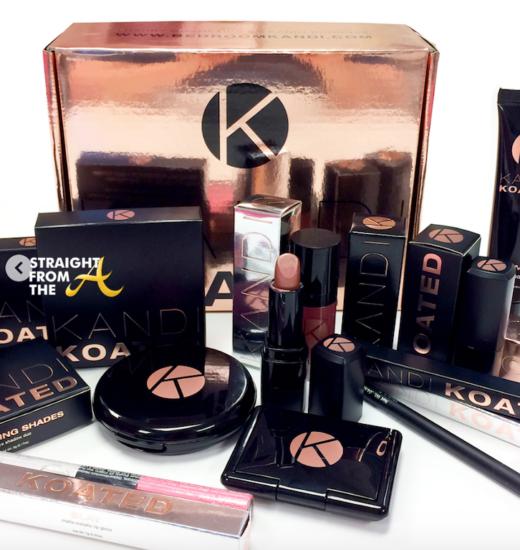 Rhoa Kandi Burruss Announces Kandi Koated Makeup Line