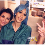Instagram Flexin: Cardi B Joins The Kardashians… (PHOTO)