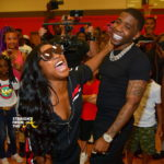 GOOD DEEDS: YFN Lucci & Reginae Carter Host Back To School Drive in Atlanta… (PHOTOS)
