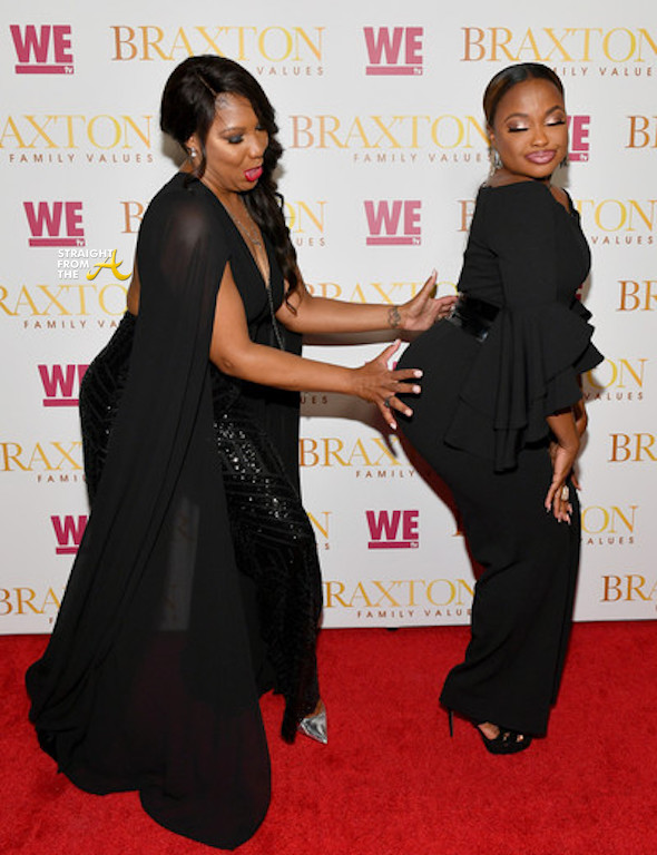 "Perfect For Kids Phaedra Parks Review Of A Disney Cruise: WTF?!? Former ""Housewife"" Phaedra Parks Joins 'Braxton"