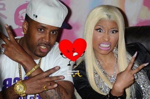 Did Hip Hop Star Nicki Minaj Cut Ex-Beau Safaree? Is Safaree A Credit Card Thief? We Want Answers!