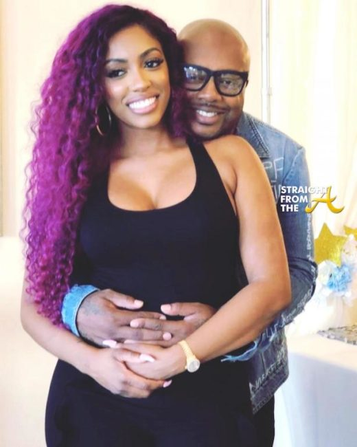 It's Official!!! #RHOA Porsha Williams Announces Pregnancy… (PHOTOS)
