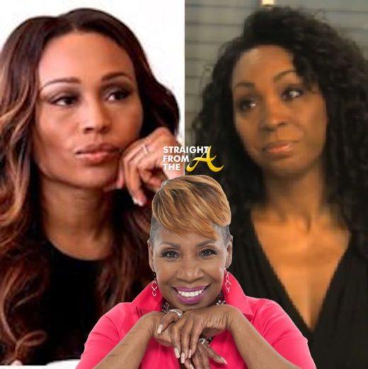 8bb2ab417d SNEAK PEEK   RHOA Cynthia Bailey Headed To Iyanla Vanzant s  Fix My Life … ( VIDEO)