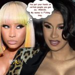 Shot's Fired?!? Nicki Minaj Pulls 'Receipts' On Cardi B. & Sends Ominous Warning To 'Bodak Yellow' Star… (VIDEO)