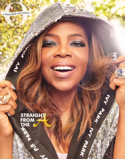 Beyonc 232 Approved Oprah Goes Blonde For O Magazine S