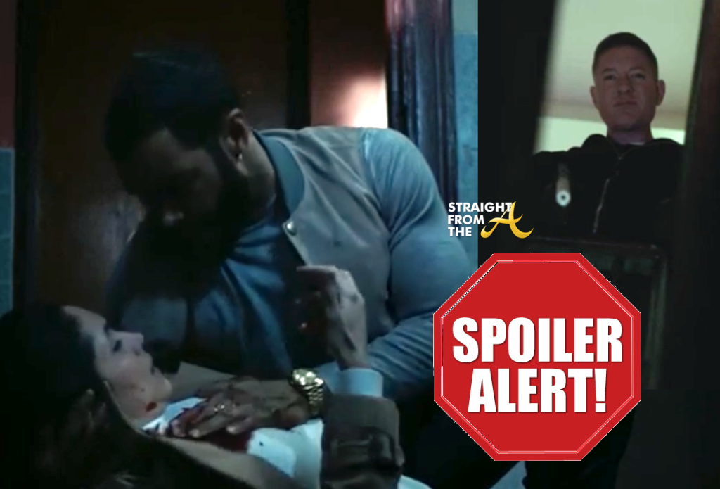 Spoiler Alert Power Creator Reveals That Angela Valdes Is Not Dead Season 5 Episode 10 Full Video Straightfromthea Com Atlanta Entertainment Industry News Gossip