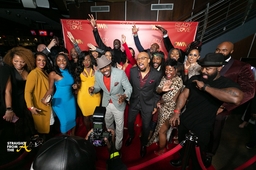 Will Packer & Friends Celebrate OWNs Ready to Love