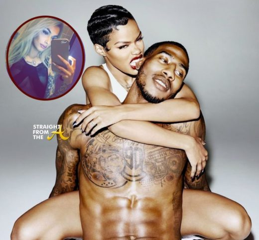 On Blast!!! Iman Shumpert Exposes Thirsty Groupie Celina Powell… (VIDEO)
