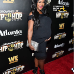 Baby Bump Watch: Ex 'Housewife' Kenya Moore Explains Why She Hasn't Given Birth… #RHOA