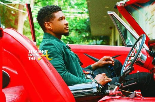 Listen Up! Usher Releases Surprise New Album Devoted To The 'A'… (FULL AUDIO)