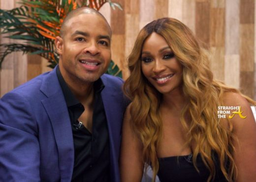 Boo'd Up: #RHOA Cynthia Bailey and Season 11 Boyfriend Mike Hill Hit Promo Circuit… (VIDEO)