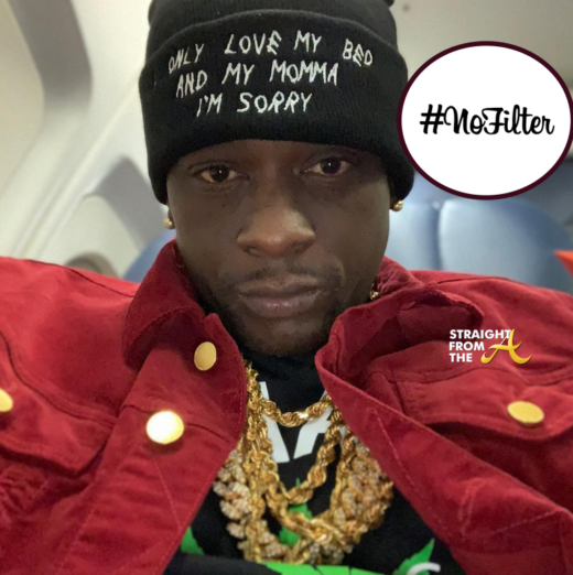 """You Don't Look Like That!"" Lil Boosie Calls Out Instagram Flexin'… (VIDEO)"