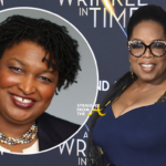 Oprah Winfrey In Atlanta Knocking on Doors For Stacey Abrams… (VIDEO)