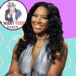 Kenya Moore is 'Tardy' For Her Taxes, IRS Files $150k Lien Against Atlanta Home…