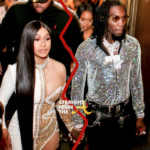 "'We're Not Together Anymore"" Cardi B Announces She & Offset Are Over… (VIDEO)"
