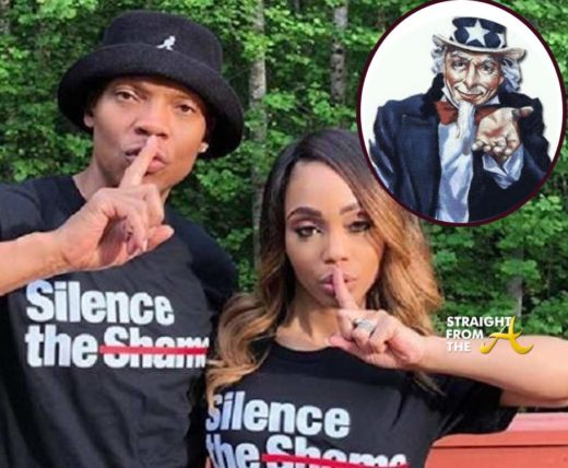 Ronnie & Shamari Devoe Are 'Tardy For Their Taxes'! #RHOA Couple Owes $366k To IRS…