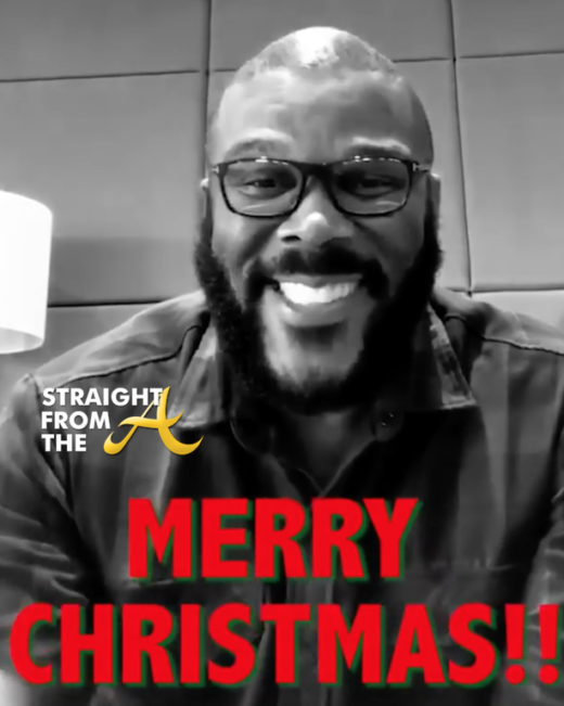 Tyler Perry Pays Off Over $434,000 in Christmas Lay-Aways at Atlanta Area Walmarts… (VIDEO)