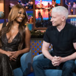 In Case You Missed It: Cynthia Bailey & Anderson Cooper On 'Watch What Happens Live'… (PHOTOS + VIDEO)