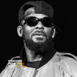 Mugshot Mania: R. Kelly's Former Manager Surrenders on Terroristic Threats Charge…