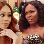 Fun Shade! #RHOA Shamari Devoe vs. Marlo Hampton… WhoYaWit?