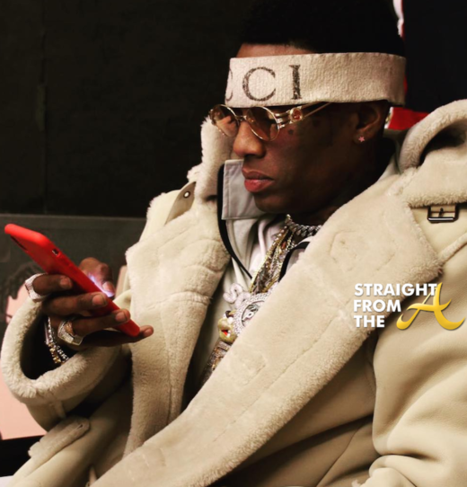 Is Soulja Boy The 'King of Hip-Hop'?? Rapper Claims He Taught Drake EVERYTHING He Knows… (VIDEO)