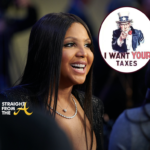 Toni Braxton is Tardy For Her Taxes… Again! Owes Nearly Half A Million Back Taxes…