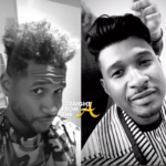 Hot? Or Nah? Usher Raymond Rocks Perm For The New Year… (PHOTOS)