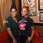 "#RHOA Eva Marcille, Mama Dee & More Attend Keke Palmer's Private Screening For ""PIMP""… (PHOTOS + VIDEO)"