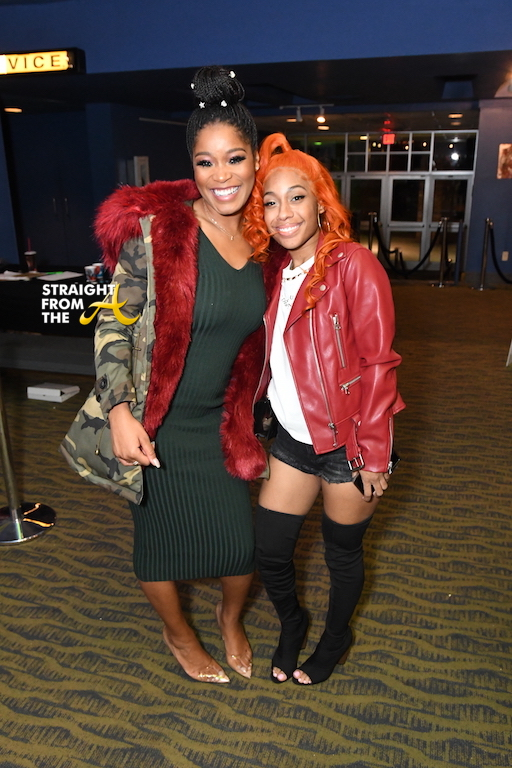 keke palmer and tiffany evans - Straight From The A [SFTA ...