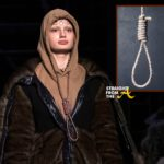 Another One… BURBERRY Under Fire For 'Noose-Like' Fashion Accessory…