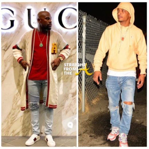 "BUMP IT? Or DUMP IT? TI Dubs Floyd Mayweather ""F*CK N*GGA"" in New Diss Track + A Breakdown of Their Long Time Beef…"