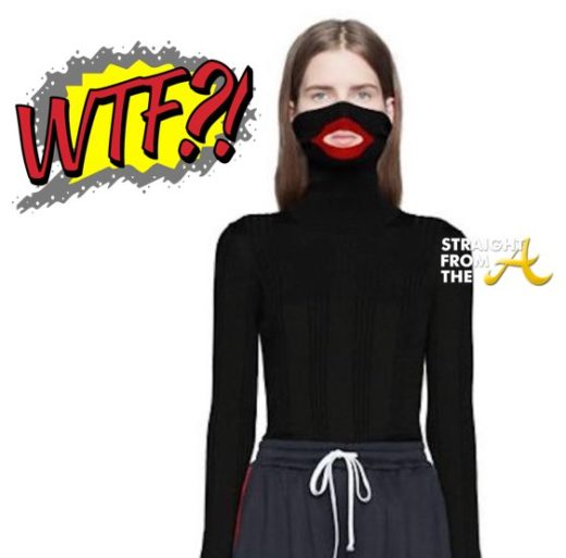 a28737a9a88 WTF !  Gucci Apologizes For  Blackface  Sweater… (PHOTOS) - Straight ...