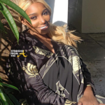 OPEN POST: Who Is Trying To Stop Nene Leakes' Bag?!? (VIDEO)