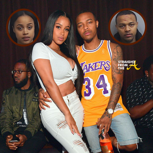 Mugshot Mania: Bow Wow & Kiyomi Leslie Both Arrested For Domestic