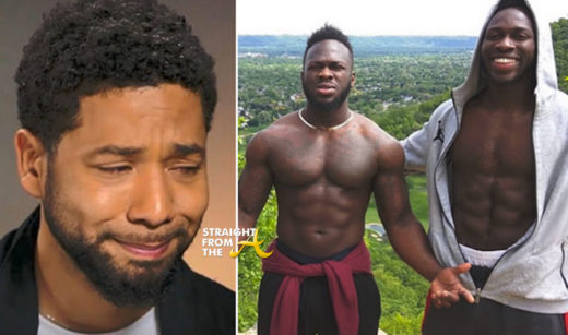 "Jussie Smollett Story Takes A Turn! Nigerians Released, Sources Claim Empire Actor Paid ""Attackers""…"