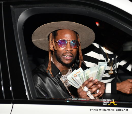 Celebs Attend 2 Chainz' 'Rap or Go To The League' Release