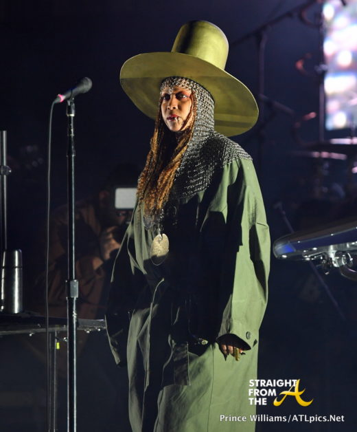 Celebs Attend Erykah Badu & Nas Concert & After Party in Atlanta… (PHOTOS)