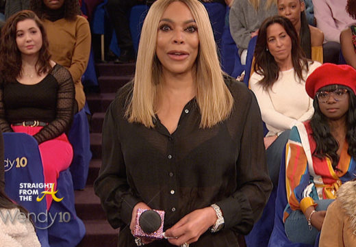 "Wendy Williams Becomes ""Hot Topic,"" Confirms Addiction Struggles… (VIDEO)"