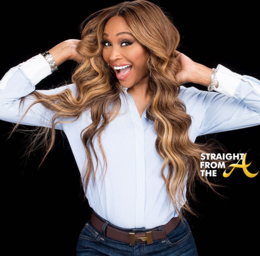 #RHOA Cynthia Bailey Wants You To Know… (Her PEACH is Secured!)