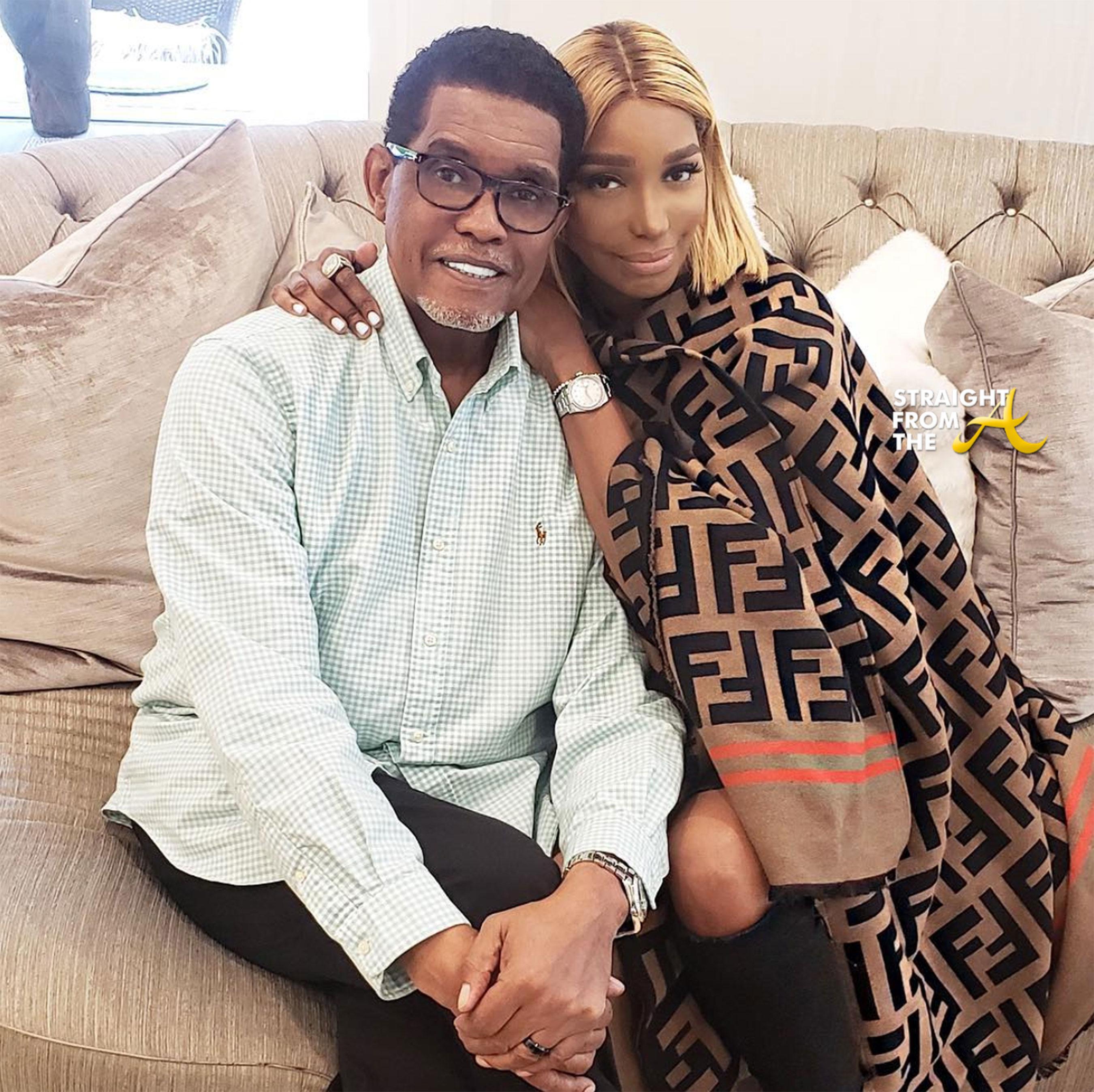 #RHOA Nene Leakes Honors Husband Gregg Completing 6 Months