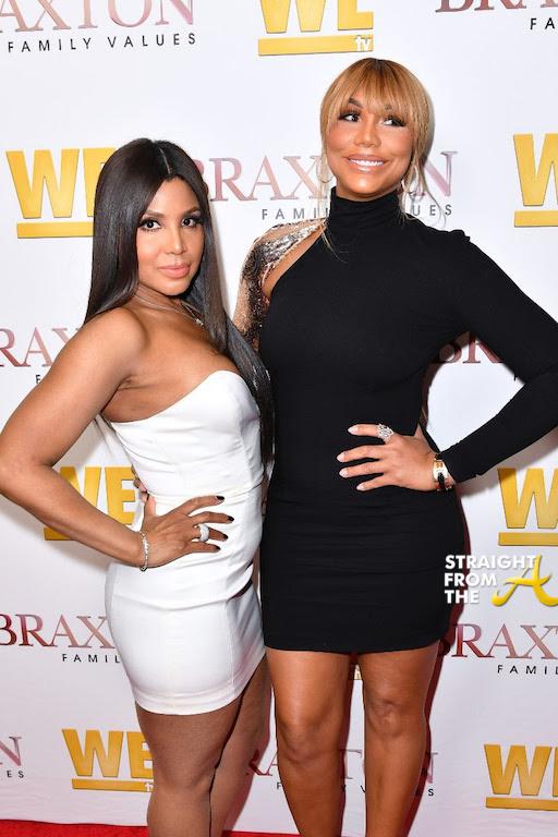 be84b3737e Celebs Attend WEtv s  Braxton Family Values  Season 6 Premiere Event…  (PHOTOS +
