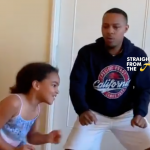 Bow Wow & Shai's Daddy/Daughter Dance Goes Viral… (VIDEO)