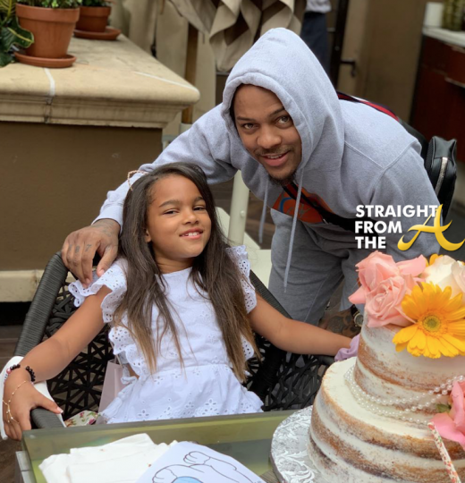 Bow Wow & Shai's Daddy/Daughter Dance Goes Viral… (VIDEO