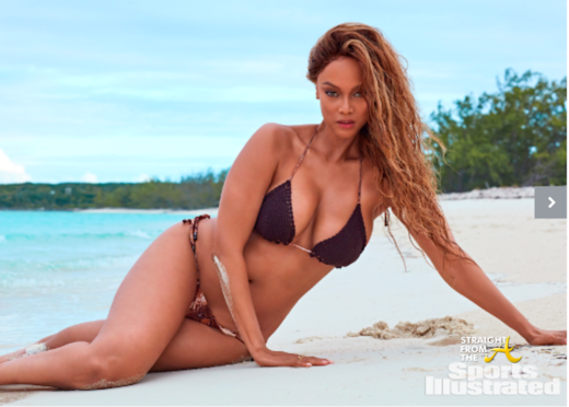 beaf331d51ad2 PEOPLE reports that Banks came out of modeling retirement specifically for  her 2019 SI Swimphoto shoot photographed in Great Exuma, Bahamas, by Laretta  ...